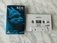 R.E.M Chronic Town CASSETTE Tape 1982 I.R.S CS 70502 Michael Stipe RARE! OOP!
