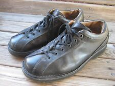 Dr. Martin Men's Black Leather 6 Eyelett Oxford Shoes, Size 10 MEDIUM  43 EUR