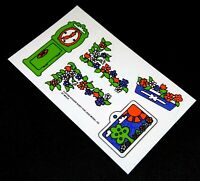 Ersatz Pre-Cut Aufkleber/Sticker für LEGO 132 Fabuland Cottage ( 1979 )