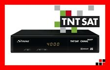 STRONG SRT 7404 HD DECODEUR SATELLITE TNTSAT *** LIVRE SANS CARTE TNTSAT *** +