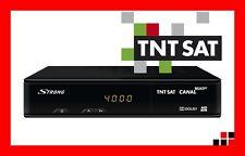 STRONG SRT 7404 HD DECODEUR SATELLITE TNTSAT *** LIVRE SANS CARTE TNTSAT *** +