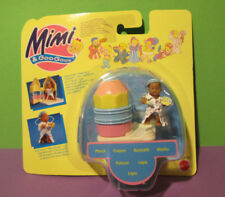Polly Pocket Mini NEU ♥ Mimi & the Goo Goos ♥ Süßer Buntstift ♥ Pencil ♥ NEW OVP