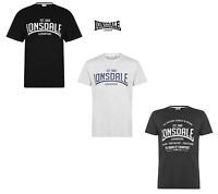 Tee-shirt de boxe homme de marque Lonsdale du XS au XXXXL