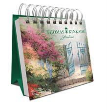 Andrews Mcmeel-Thomas Kinkade Perpetual Calendar W/Scri BOOK NEW