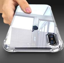 Für iPhone X & iPhone XS Transparent Bumper Case Schutz Hülle Cover Schutzpanzer