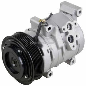 For Scion tC 2004 2005 2006 2007 2008 2009 2010 AC Compressor & A/C Clutch CSW