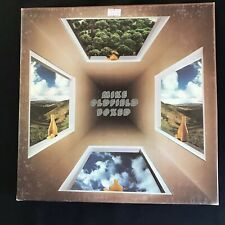 Mike Oldfield Boxed 4 lps ALL quadrophonic different mixes the regular release!