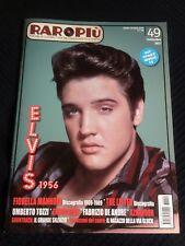 RAROPIU' 49 Magazine about discography ELVIS ps Mannoia De Andre'
