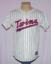 Minnesota Twins Youth Jersey Pinstripe - MLB Majestic
