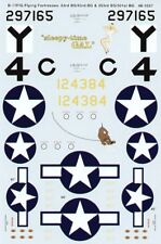 MICROSCALE DECALS 1/48 BOEING B-17F/B-17G Flying Fortress #ss481057