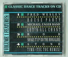 Classic Dance Tracks cd-maxi BCM 1988 FRED WESLEY Michael Zager Band ROD Stone