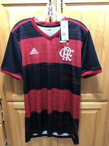 Adidas CRF HOME flamengo soccer jersey SIZE L