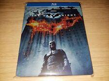 The Dark Knight Steelbook (Blu-ray, 2-Discs) USA Region Free Near MINT