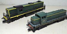 PIKO - 2 locomotives pour JOUEF ROCO