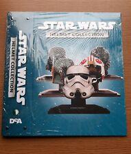Star Wars Helmet Collection Deagostini Binder Folder New