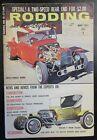 Rodding And Restyling Magazine May 1962
