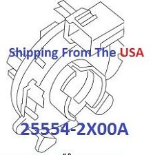 NEW 25554-ZX00A FITS FOR NISSAN ALTIMA CLOCK SPRING +2 WIRES