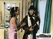 Die Verdammten ORIGINAL Aushangfoto Luchino Visconti / Dirk Bogarde / H. Berger
