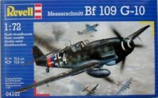 Revell 1/72 04107 MESSERSCHMITT Bf 109 G-10