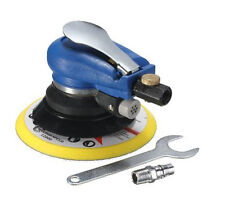 6'' Air Random Orbital Sander Pneumatic Disc Polisher Hand Power Clean Car Body