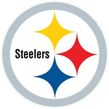 Pittsburgh Steelers NFL Color Die-Cut Decal / Car Sticker *Free Shipping