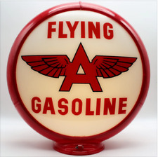 Tydol Flying A Gas Oil gasoline sign ....FREE ship on any 10 signs