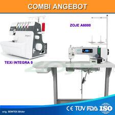 Combi Angebot - Coverlock Integra 5 + Zoje A6000 - mit Rechnung - Sie Spraen 30%