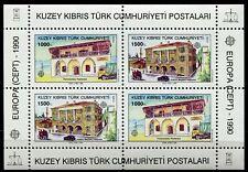 Türkisch-Zypern Block 8 postfrisch, Europa - Postalische Einrichtungen