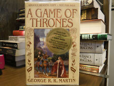 A Song of Ice and Fire Ser.: A Game of Thrones by George R. R. Martin (1996, Hardcover)