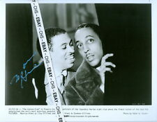 MAURICE HINES SIGNED 8x10 PHOTO THE COTTON CLUB GREGORY