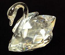 Swarovski Crystal Swan - Original Box With Coa