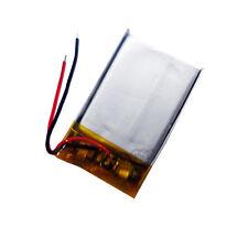 3.7V 250 mAh Li-polymer Rechargeable Battery Li-Po 401730 for Bluetoth headset