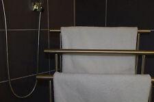►►► Designer Handtuchhalter aus Edelstahl, Handtuchständer, Standhandtuchhalter