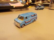 YATMING DELIGHTFUL VAN NO 899 MADE IN THAILAND BLUE