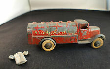Dinky Toys F n° 25D camion citerne Standard Essolube pour restauration rare