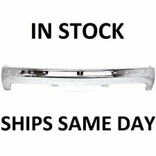 NEW Chrome- Steel Front Bumper Impact Bar For 2000-2006 Chevy Suburban Tahoe