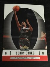 2006-07 Finest BOBBY JONES RC #80 basketball card ~ 76ERS rookie ~ F1