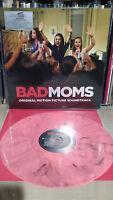 LP BAD MOMS - NUMBERED 500 - PRETTY PINK - MOV - MUSIC ON VINYL