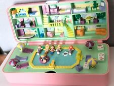 Polly Pocket 1989 Pool Party Play Set COMPLET