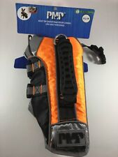 PMP SILVER PAW SMALL DOGS LIFE JACKET XS REFLECTIVE W/ Handle & Clip