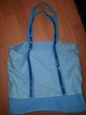 Ladies Blue Sequin bag