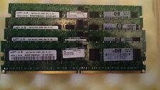Samsung 2GB PC2-6400P-555 / M393T5660QZA-CE7Q0 / HP 499276-061