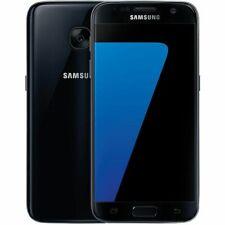 SAMSUNG GALAXY S7 32GB NOIR TELEPHONE DÉSIMLOCKÉ SMARTPHONE 5.1NEUF