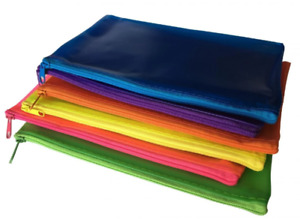 Frosted Plastic Pencil Case Kids Back to School