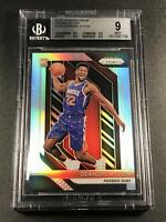 DEANDRE AYTON 2018 PANINI PRIZM #279 SILVER REFRACTOR ROOKIE BGS 9 W/3 9.5 SUBS