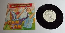 """Bad Manners Can Can 7"""" Single - EX"""