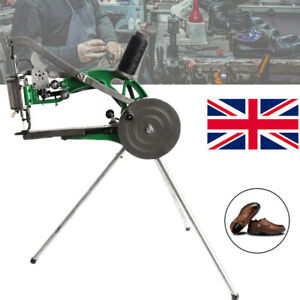 Sewing Machine Leather Shoe Repair Hand Cobbler Mending Cotton Nylon Line DIY UK