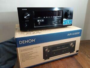 Denon AVR-X2300W 7.2 Channel Full 4K  Ultra HD A/V Receiver Bluetooth Wi-Fi