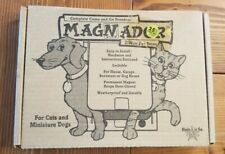 "Small Magnador Pet Door For Cats or Miniature Dogs 6"" x 8"" Plaza Enterprises"