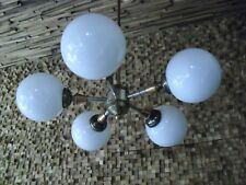 vintage original atomic space age sputnik chandelier pendant lamp
